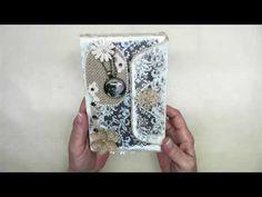 Mini Folder for Special Memories - YouTube