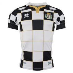 Boavista 2015/16 Home Football Shirt - Available at uksoccershop.com