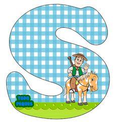 Letras La Granja de Zenon Abecedario para descargar gratis | Todo Peques Farm Birthday, Birthday Parties, Alphabet Templates, Animals And Pets, Birthdays, Kids Rugs, Party, Erika, Letters