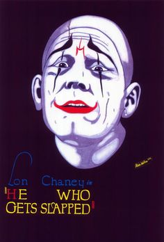 He Who Gets Slapped 11x17 Movie Poster (1924)