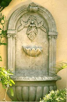 fountain-corinthian-wall-fountain.jpg (284×431)