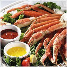 Crab legs-- HELLOOOO LOVERRRR!!!