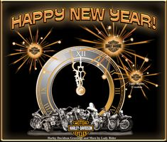 Happy New Year....may it be a happy & healthy one