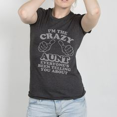 I'm the Crazy Aunt Everyone's Been Telling You About