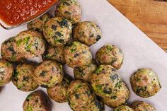 Rach packs a classic flavor combo in a one-bite meatball. Sweet Sausage and Broccoli Rabe Meatballs Cheese Dishes, Pasta Dishes, Oven Baked Asparagus, Food Network Recipes, Cooking Recipes, Batch Cooking, Cooking Ideas, Corn Recipes, Quiche Recipes