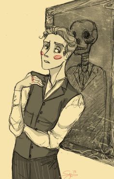 The Picture of Dorian Gray by MzyLeRouge on DeviantArt