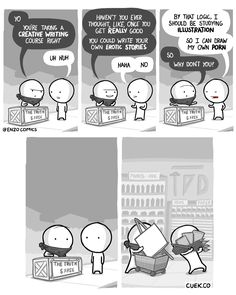 Old comic: Skillset http://cuek.co/389