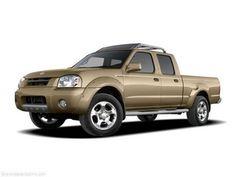 2004 Nissan Frontier SC-V6 Truck Crew Cab