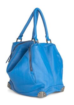 Publicity Photos Bag in Royal Blue, #ModCloth
