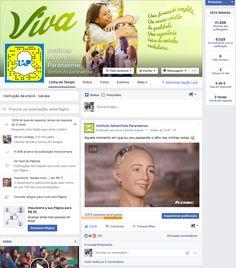 CLIENTE AMBLARD Clique na imagem e veja na prática o nosso trabalho de feed de notícia.