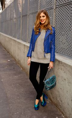 The Blonde Salad The Blonde Salad, Love Fashion, Winter Fashion, Fashion Outfits, Casual Outfits, Estilo Blogger, Biker, Outfits Mujer, La Mode Masculine