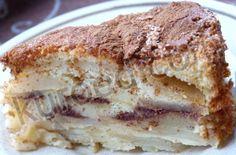 блинчатый торт с заварным кремом
