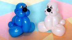 Тюлень из шарика / One balloon seal (Subtitles)