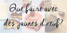 recettes avec jaunes d'oeufs Danette, Panna Cotta, Angel Cake, Beignets, Macarons, Caramel, Food And Drink, Nutrition, Dit