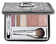 Dior Complete Makeup Palette - Deluxe Palette For Eyes, Cheeks & Lips