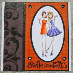 Les idées de Magouille Art Impressions, Have Fun, Creations, Stamping, Cards, Scrapbooking, Inspiration, Card Ideas, Characters