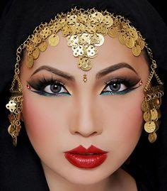 Charlotte NC Bridal Airbrush Makeup Artist and Bridal Hair | CREATIVE / COUTURE MAKEUP