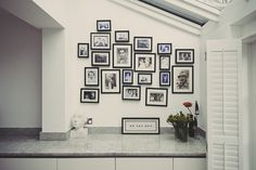 A Londres, chez Suzanne Peters, Minnie et Roxanne, 5 ans Socialite Family, Blogger Home, Interiores Design, 5 Years, Im Not Perfect, Photo Wall, Gallery Walls, Diy Decorating, Ideas