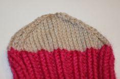 Hvordan strikke sokker / ull labber – Boerboelheidi Drops Design, Knitted Hats, Diy And Crafts, Beanie, Knitting, Fashion, Tricot, Tejidos, Mise En Place
