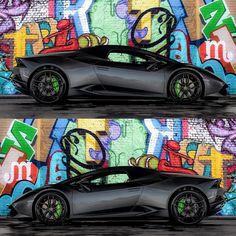 Along came a Spyder. #ItsWhiteNoise #Lamborghini #Huracan @austin_ables_photo