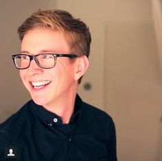 Omg I can't even! Tyler Oakley just followed me! Thank you so much Tyler! I love you so much and can't believe you followed me! I am fangirling so hard right now! :')