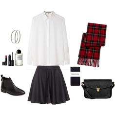 """""""Untitled #1555"""" by girlinlondon on Polyvore"""