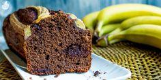 La #ricetta per preparare un buonissimo dolce Banana Bread in versione #light #vegan