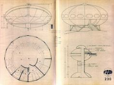 1960s Interior Design, Tyni House, Christchurch New Zealand, Futuristic Home, Prefab Homes, Ufo, Vintage World Maps, Things To Come, Graphic Design