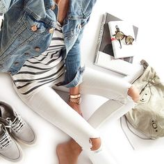 #ootd #hm #hmdenimjacket #velvettees #zara #officialzara #zaraworldwide #zara_international #zarajeans #lespecssunglasses #lespecs #balenciaga #balenciagabag #fillingpieces #fillingpiecessneakers #michaelkors #michaelkorswatch