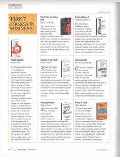 Winning Well was recently named a Top 7 Book on Business in Business Today (Oman, Jordan)! Have you read it yet? #winningwell