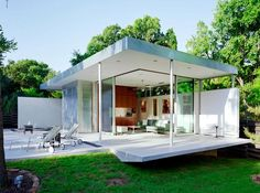 Tarrytown Pavilion – Steinbomer, Bramwell, & Vrazel – Greater Austin Architects