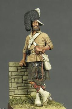 79th Highlander Indian Mutiny by Bill Horan
