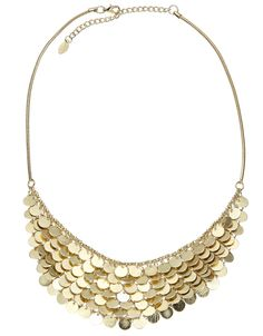 Accessorise Gold Necklace