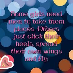 Click your heels and Fly high!