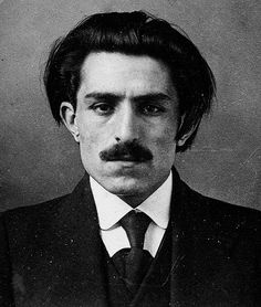 Vahan Terian (1885-1920), Armenian poet, lyrist and public activist