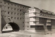 Karl Marx Hof, The Housing Programme of Red Vienna 1920s
