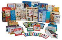 Preschool 2012-2013  - Sonlight P 4/5  We had a great year reading through these  books! :)