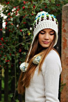 Ravelry: Dotty hat pattern by Viktoria Gogolak