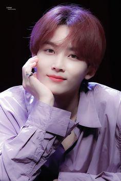 Jeonghan Seventeen, Kpop, Purple, Viola