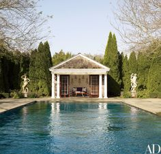 Look Inside Alex Papachristidis's Eclectic Vacation Home in the Hamptons Photos | Architectural Digest
