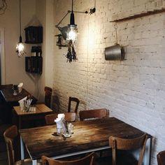 beautiful italian cafes | Salumeria Lamuri, a beautiful Italian café in Berlin