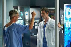 Joel et un patient