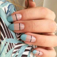 Diy nails 860117228814272511 - Trendy Nails Art Minimalist Diy Ideas Source by Pedicure Nail Art, Stiletto Nail Art, Glitter Nail Art, Nail Art Diy, Nail Manicure, Diy Nails, Cute Nails, Acrylic Nails, Gel Nail Art