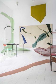 say hi to_ Muller van Severen / Collectible Design Brussels