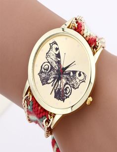 Beautifull wrist watch for girls