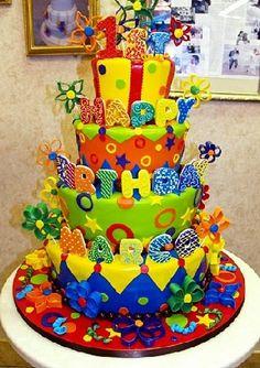 Astounding 91 Best Unisex Kids Cakes Images Cupcake Cakes Cake Cute Cakes Birthday Cards Printable Benkemecafe Filternl