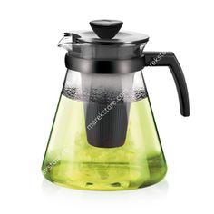 Zaparzacz do herbaty szklany z wyjmowanym sitkiem - pojemność 1,75 litra | Tescoma | 52,00 zł