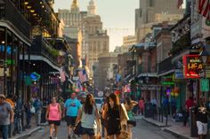 Put on comfortable walking shoes and download a map from the New Orleans Convention & Visitors Burea... - f11photo/shutterstock