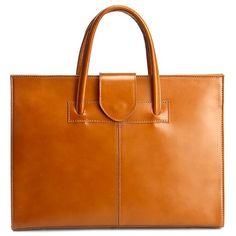 Torebka CREOLE - RBI10171 Koniak Madewell, Tote Bag, Bags, Handbags, Carry Bag, Dime Bags, Tote Bags, Lv Bags, Purses
