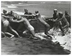 For nearly two thousand years, Japanese women living in coastal fishing villages made a remarkable livelihood hunting the ocean for oysters and abalone, a sea snail that produces pearls. They are known as Ama. Martin Munkacsi, Walker Evans, Stephen Shore, Norman Rockwell, Richard Avedon, Ralph Gibson, Larry Clark, Maurice Denis, Japanese Pearls